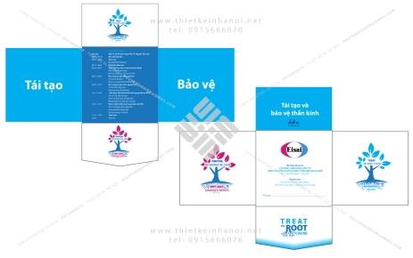 Thiết kế giấy mời họp đẹp
