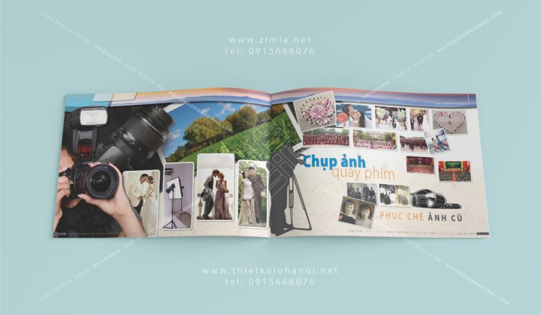 Cty thiet ke catalogue chuyen nghiep nhat Vietnam