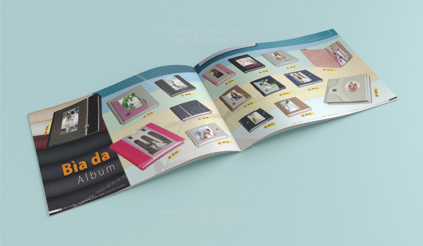 Gia in catalog canh tranh nhat