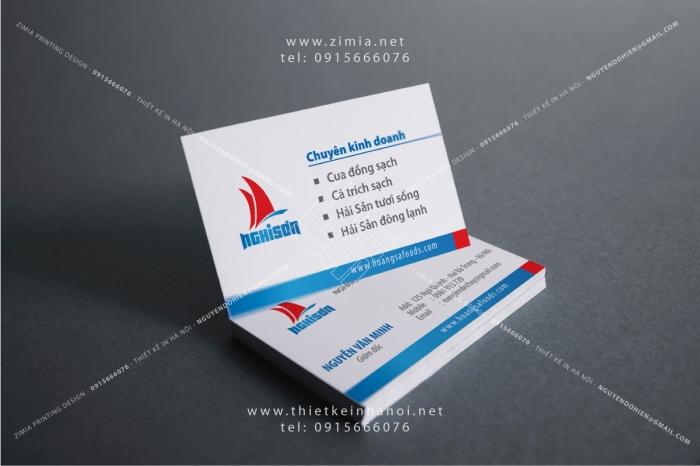 mau-card-visit-cong-ty-thuc-pham-sach